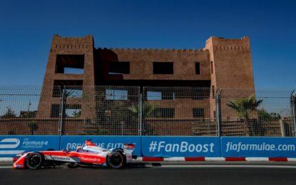Formula E: Rosenqvist vince il Marrakesh EPrix