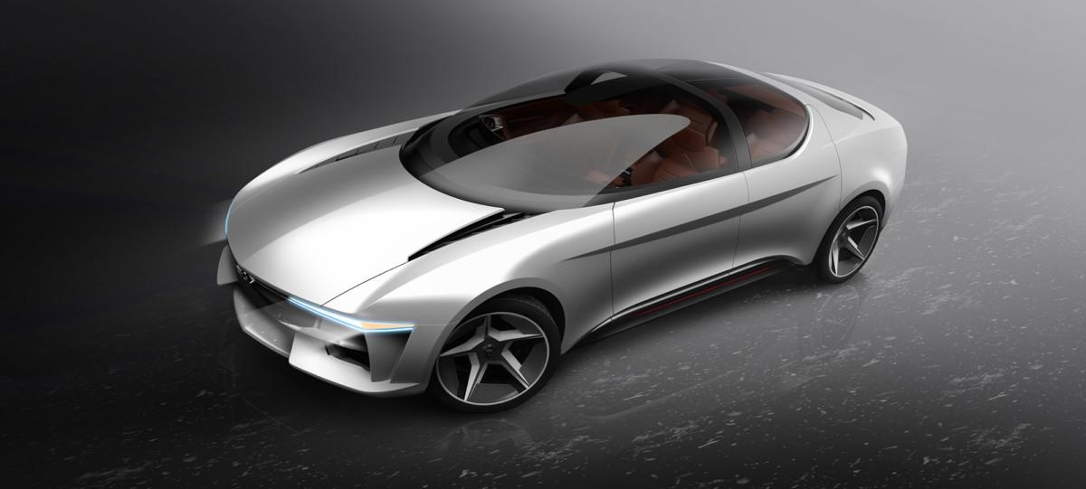 Concept car Giugiaro