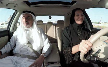 Nissan #SheDrives: per le donne saudite alla guida