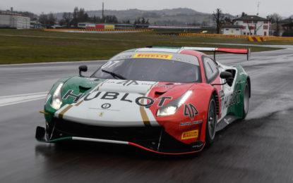 Nasce Squadra Corse Garage Italia Americas