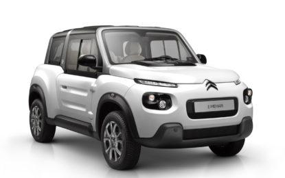 Nuova Citroën E-Mehari: i prezzi