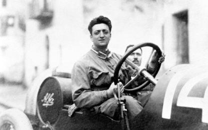 Enzo Ferrari: 121 anni fa nasceva un mito