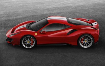 In attesa della F1, la Ferrari 488 Pista
