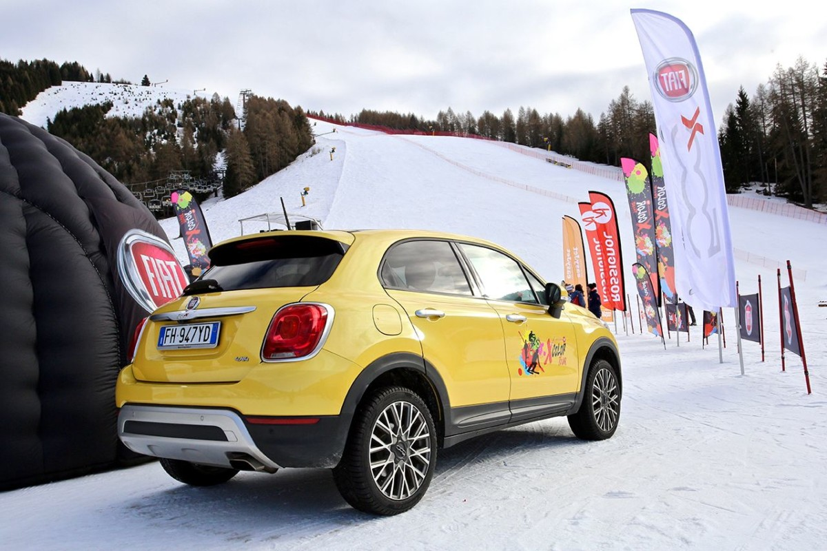 Fiat Rossignol X Color Tour