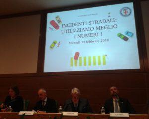 Convegno AC Milano sulla sicurezza stradale