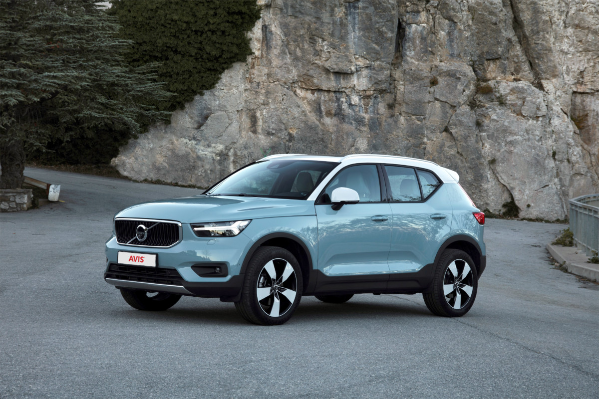 Avis Autonoleggio Italia nel programma Care by Volvo