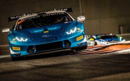 Partito il Lamborghini Super Trofeo Middle East
