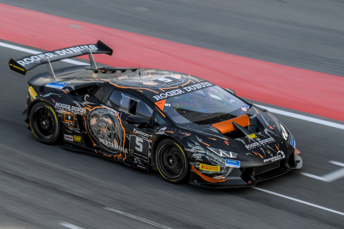 Lamborghini Super Trofeo: doppietta Bartholomew-Pull