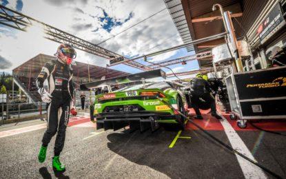 Lamborghini Squadra Corse: piloti e programmi 2018