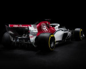 Ecco l'Alfa Romeo Sauber C37