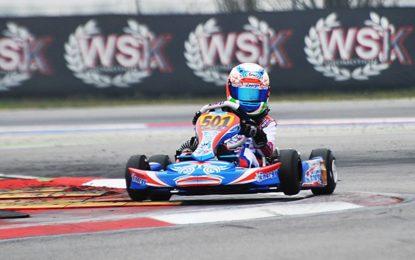 Andrea Kimi Antonelli conquista la Winter Cup