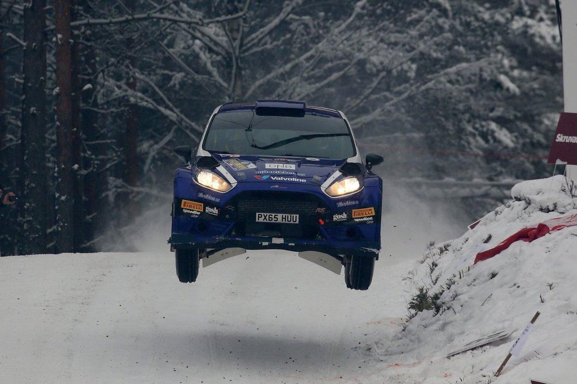 WRC: Pirelli al Rally di Svezia con i Sottozero Ice