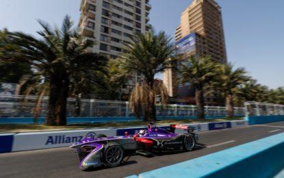 Formula E: quinto posto per Sam Bird in Cile