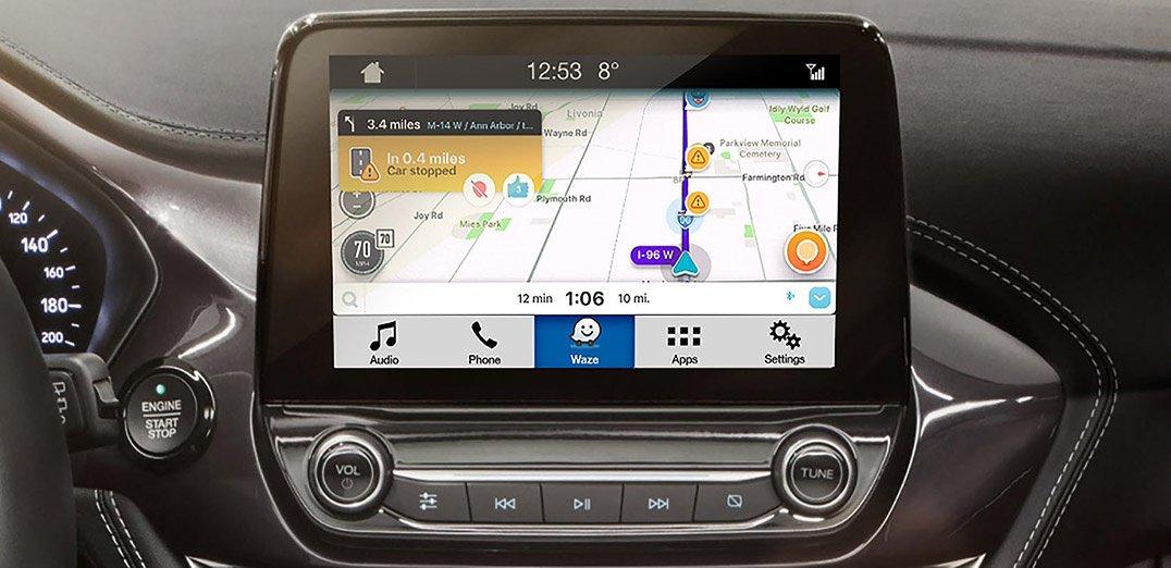 Partnership tra Waze e Ford