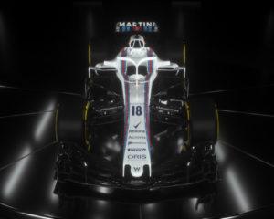 Presentata la Williams Mercedes FW41