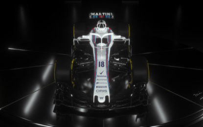 Presentata la Williams Mercedes FW41
