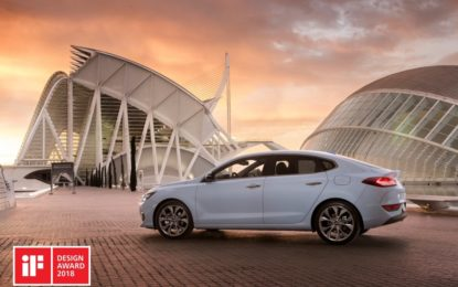 Kona e i30 Fastback vincono agli IF Design Award