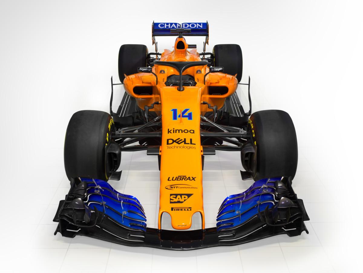 McLaren MCL33: nel segno del coraggio