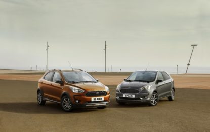 Ford rinnova la gamma KA+ e arriva l'Active