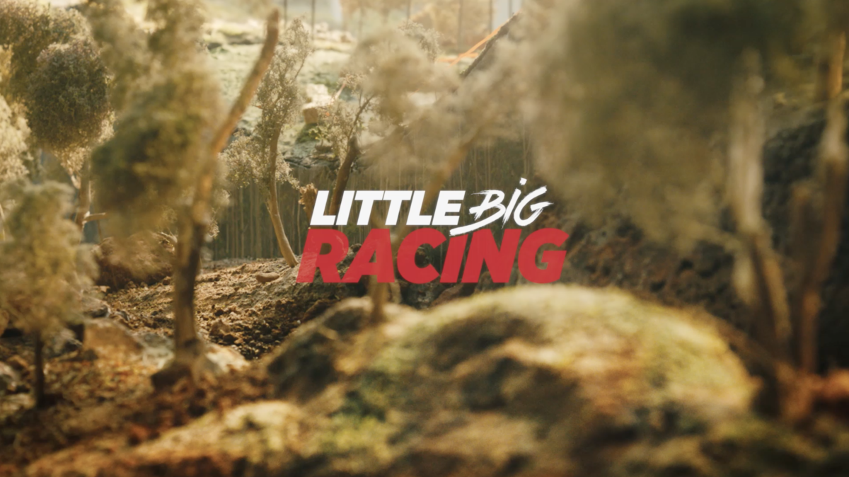 Little Big Racing con Citroën C3 WRC