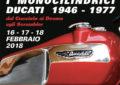 Monocilindrici Ducati in mostra a Novegro