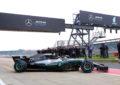 Mercedes FW09 EQ Power+: le prime immagini