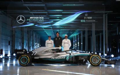 Mercedes-AMG F1 W09 EQ Power+: evoluzione della diva