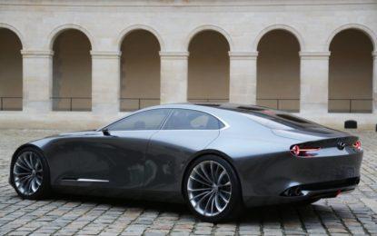 Mazda VISION COUPE concept più bello