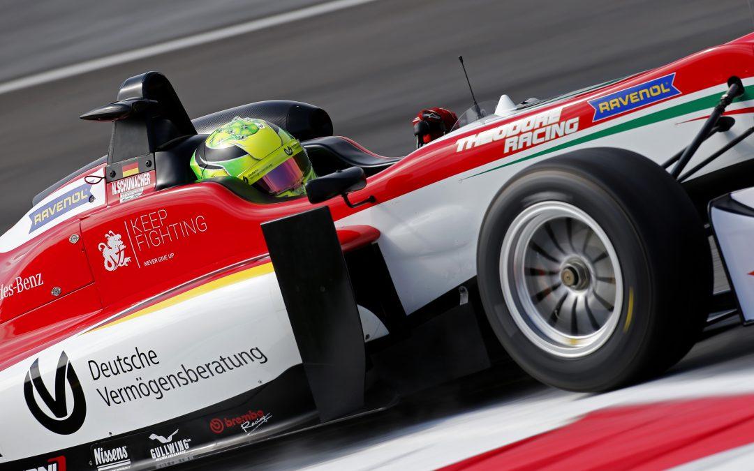 Mick Schumacher di nuovo con Prema in F3