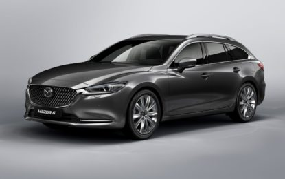 Cinque novità Mazda a Ginevra