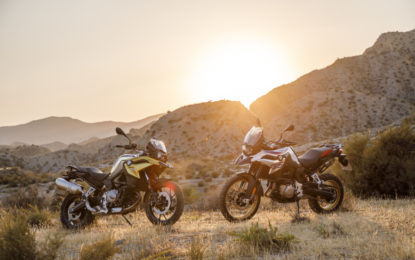 BMW Motorrad Italia e Motorrad Roma a Motodays