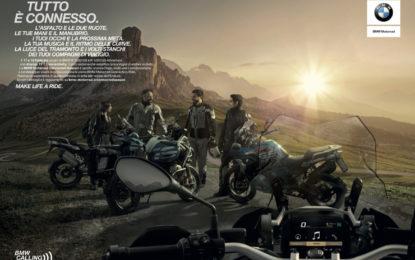 Connected Season BMW Motorrad