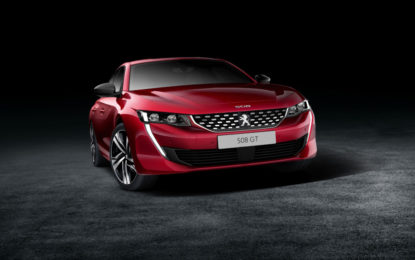 Nuova Peugeot 508: non chiamatela berlina