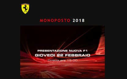La presentazione Ferrari su Sky e in live streaming