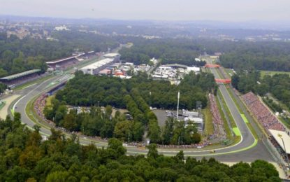Sticchi Damiani: Monza ancora in pericolo
