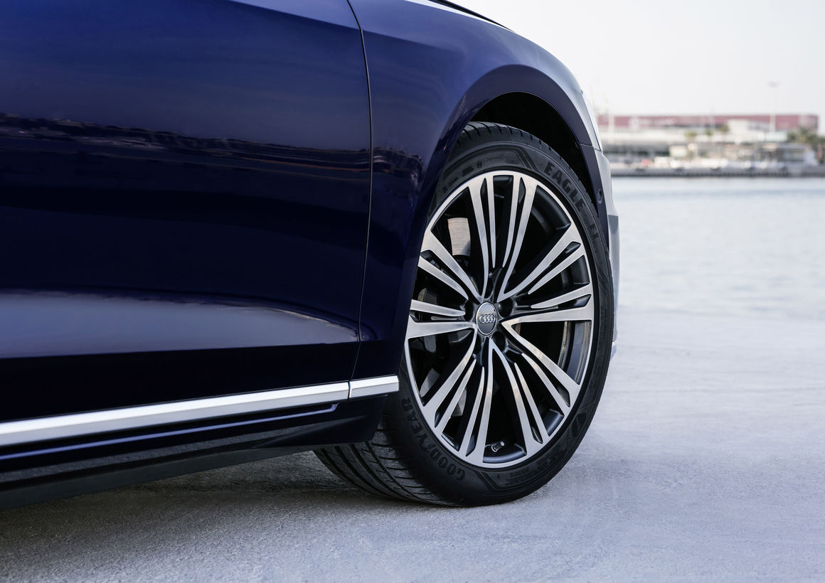 Goodyear primo equipaggiamento di Audi A8
