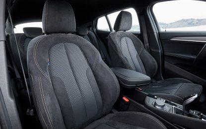 Alcantara® per BMW X2 Rebel Editon