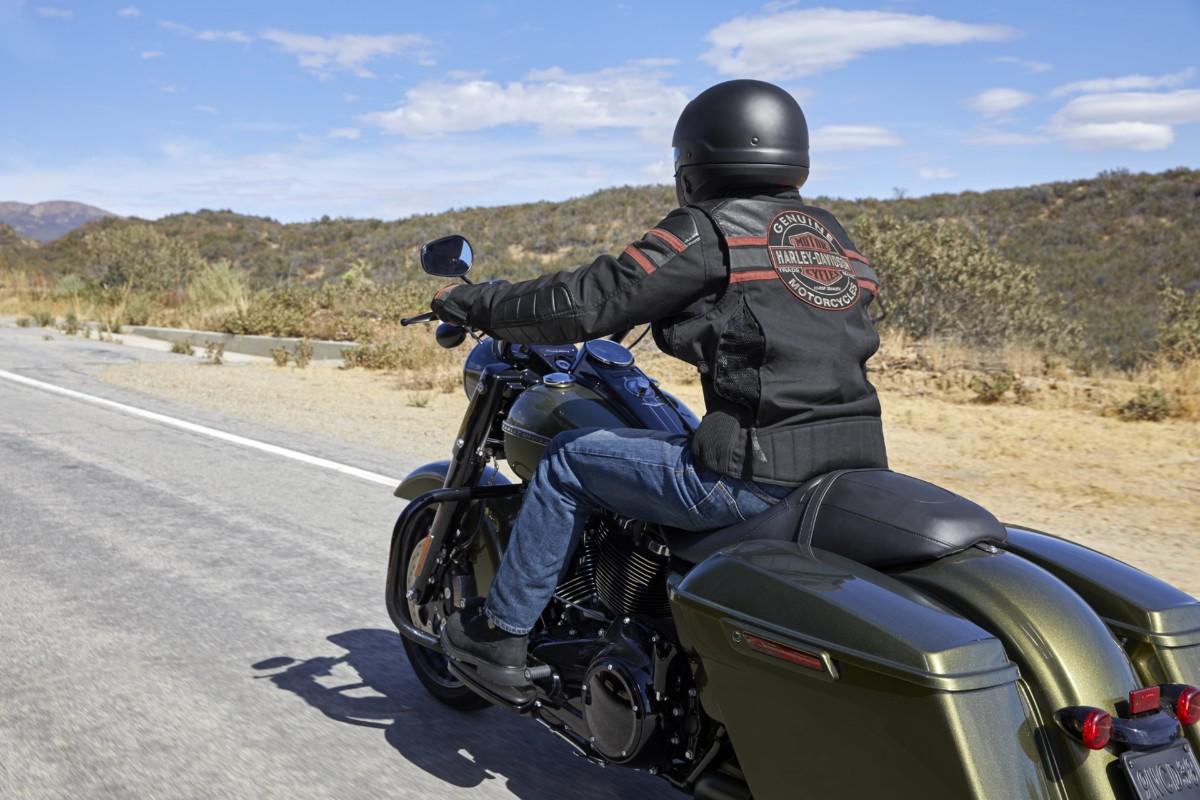 Tre nuove collezioni Harley-Davidson