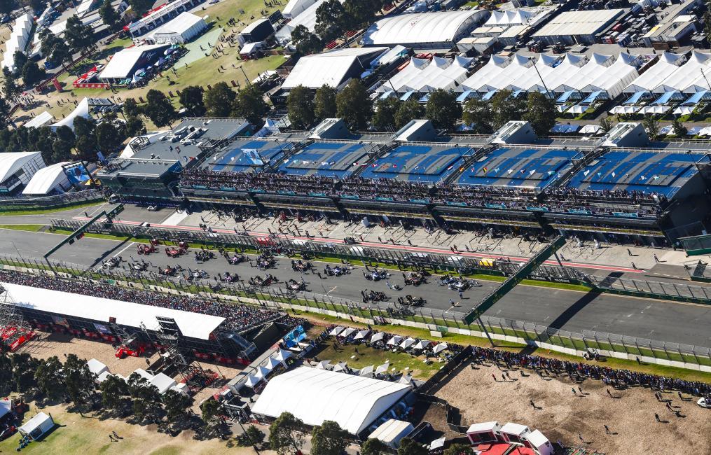 L'entry list del Campionato di F1 2018