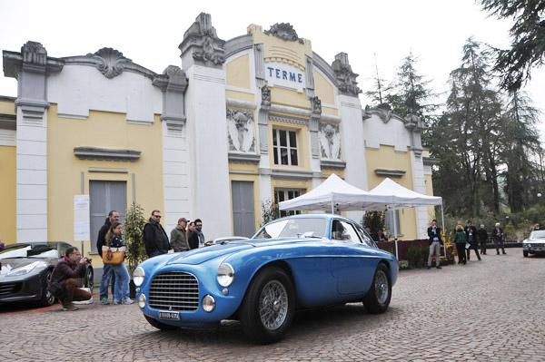 Ritorna il Concours d'Élégance Trofeo Salvarola Terme