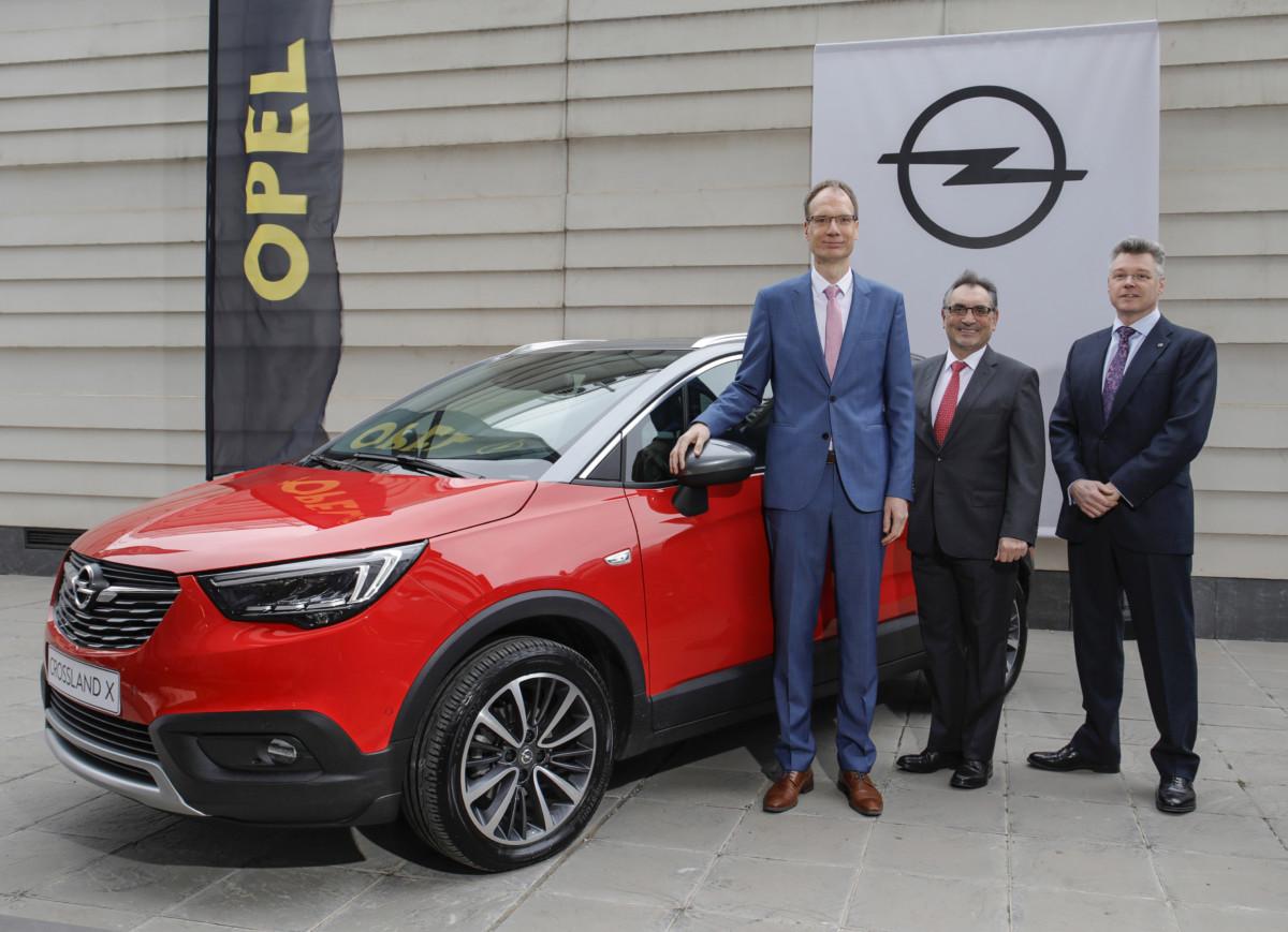 La prima Opel Corsa elettrica sarà costruita a Saragozza