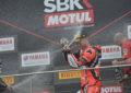 Melandri e Ducati primi vincitori del Mondiale SBK 2018