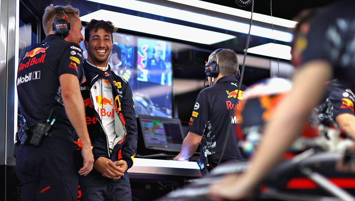 Ricciardo vuole il podio in Australia