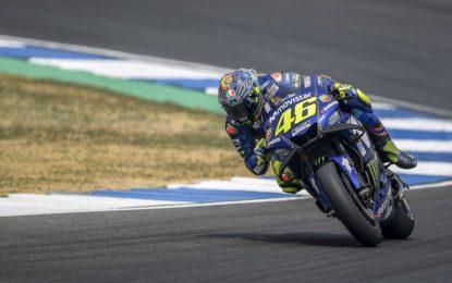 La MotoGP in pista per i test in Qatar