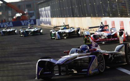 Formula E: DS Virgin Racing pronta per Santiago
