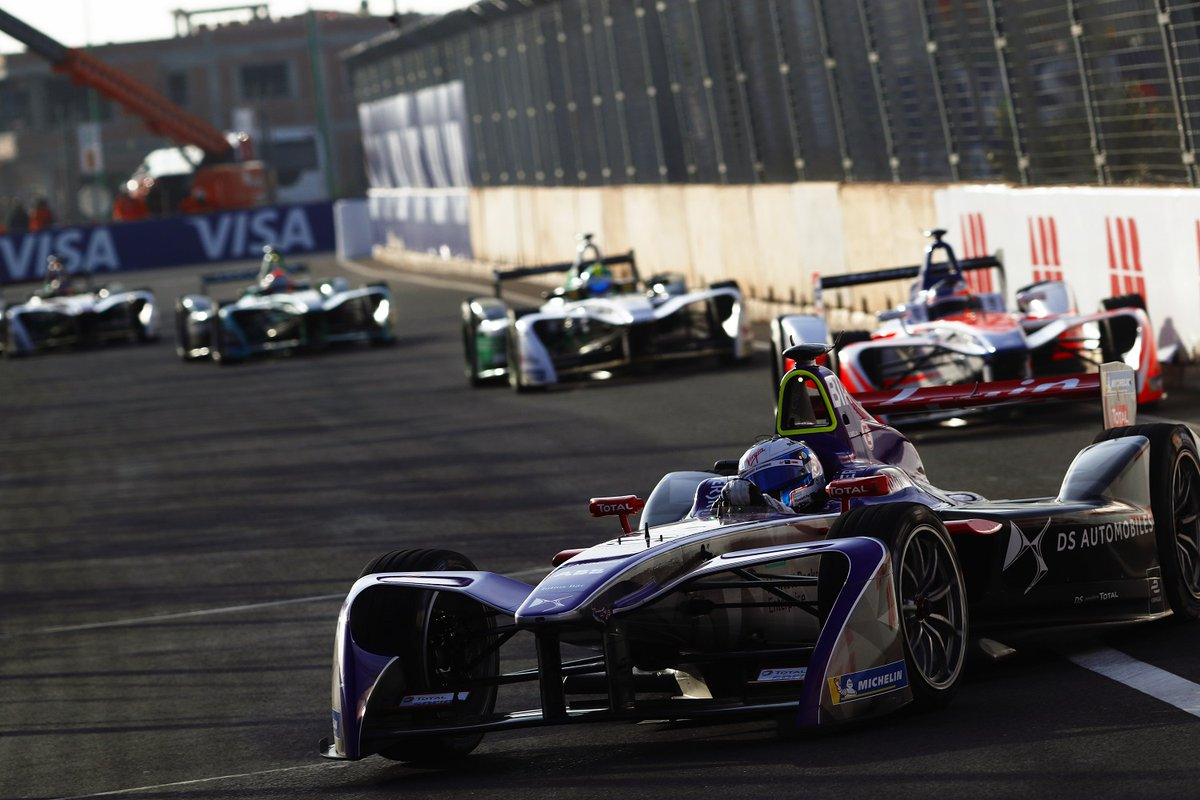 Formula E: DS Virgin Racing pronta per Santiago