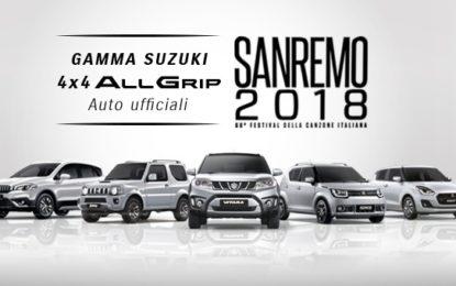 Suzuki: porte aperte nel weekend del Festival!