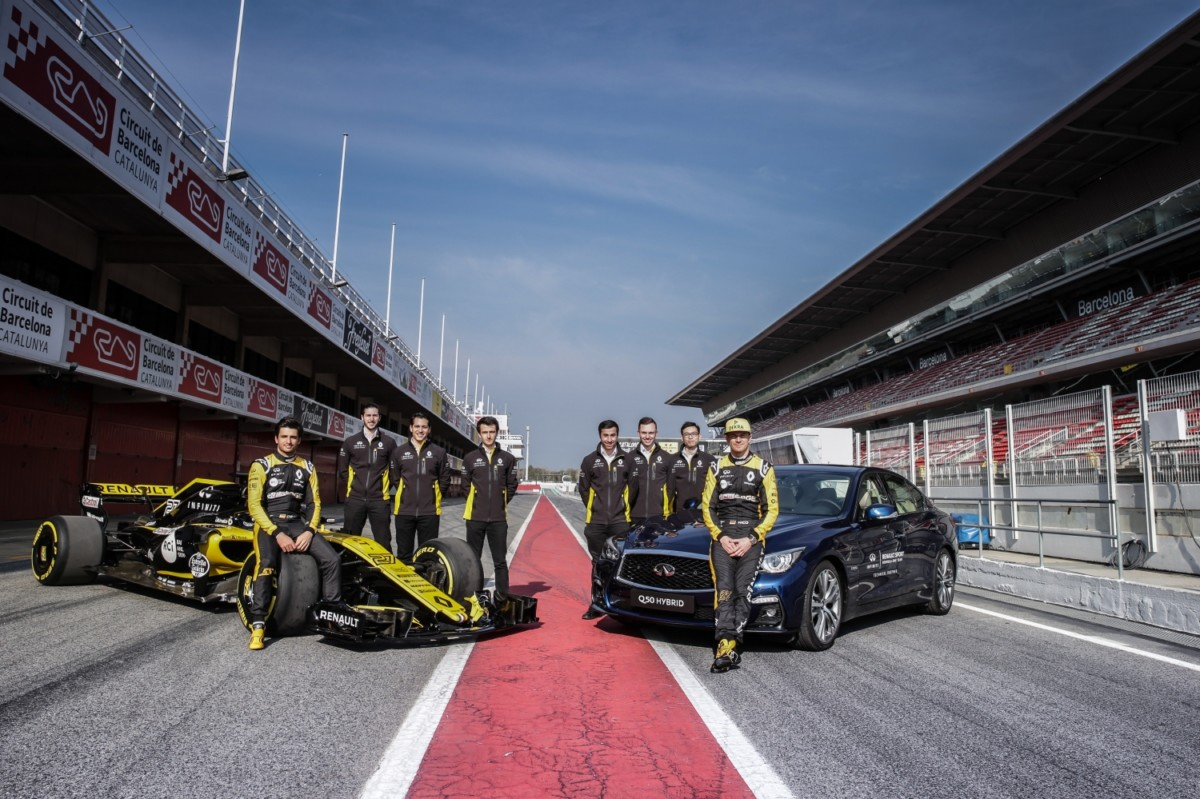 INFINITI Engineering Academy 2018