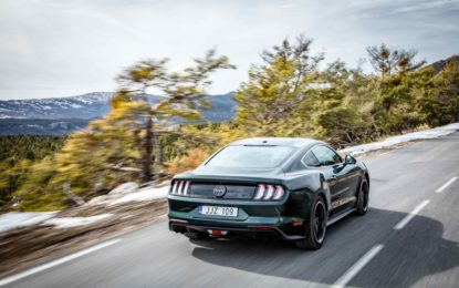 Guidare una Mustang? Non è un sogno!