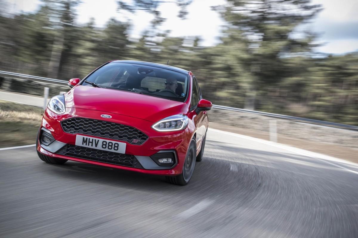 Nuova Ford Fiesta ST: sportiva DOC